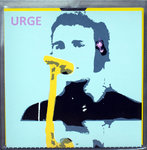 "DODO'S / THE URGE - Split EP 7"" + Blue Silk Screened P/S (NEW) (M)"