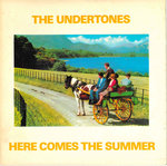 "UNDERTONES, THE - Here Comes The Summer - 7"" + P/S (EX/EX) (P)"
