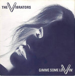 "VIBRATORS, THE - Gimme Some Lovin' 7"" + P/S (EX/EX) (P)"