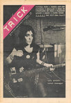 TRICK - Issue 1 - November 1977 NEWSPAPER (VG) (D1)