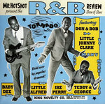 "V/A -  Mr. Hot Shot - The R&B Review Vol.3 10"" LP (BLUE SLEEVE) (NEW) (M)"