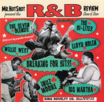 "V/A - Mr. Hot Shot - The R&B Review Vol.4 10"" LP (RED SLEEVE) (NEW) (M)"