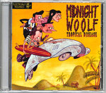 MIDNIGHT WOOLF - Tropical Disease CD (NEW) (M)