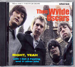 WYLDE OSCARS, THEE - Right, Yeah CD (NEW) (M)