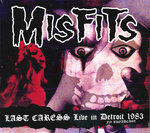 MISFITS - Last Caress : Live In Detroit 1983 CD (NEW) (P)