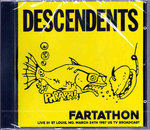 DESCENDENTS - Fartathon CD (NEW) (P)