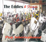 EDDIES, THE & FRIENDS - Pop International CD (NEW) (M)