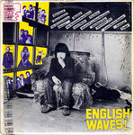 V/A - English Waves! LP (EX-/EX) (P)
