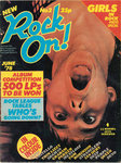 ROCK ON! - Issue 2 : June '78 MAGAZINE (EX-) (D1)