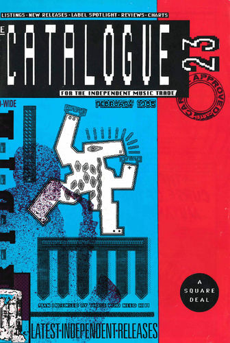 THE CATALOGUE - Issue 23 : February 1985 MAGAZINE (EX) (D1)