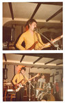 "RISK, THE - Two Unpublished 5"" x 4"" Colour Photos (EX) (D1)"