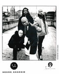 "SKUNK ANANSIE - 10"" x 8"" Black & White Promo Photo (EX) (D1)"