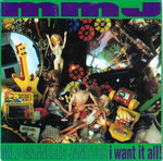 "MILD MANNERED JANITORS, THE - I Want It All 7"" + P/S (EX/EX) (M)"