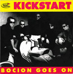 "KICKSTART - Bocion Goes On EP 7"" + P/S (EX/EX) (M)"