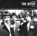 "JETSET, THE ‑ The Best Of The Jetset - Volume 2 EP 7"" + P/S (VG+/EX) (M)"
