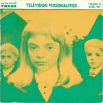 "TELEVISION PERSONALITIES - We Will Be Your Gurus EP 7"" + P/S (VG+/EX-) (M)"