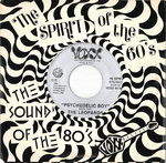 "LEOPARDS, THE - Psychedelic Boy 7"" (+ COMPANY) (EX/EX) (M)"