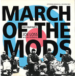 "JOE LOSS & HIS ORCHESTRA - March Of The Mods 7"" + P/S (VG+/VG+) (M)"