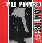 "MILD MANNERED JANITORS, THE - Dirty Jean EP 7"" + P/S (VG+/VG+) (M)"