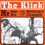 "KLIEK, THE - Me Right Now 7"" + P/S (EX/VG+) (M)"
