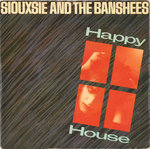 "SIOUXSIE AND THE BANSHEES - Happy House 7"" + P/S (VG+/EX) (P)"
