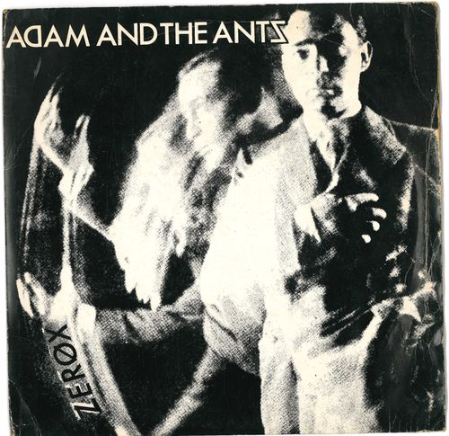 "ADAM & THE ANTS - Zerox Machine 7"" + P/S (VG+/EX) (P)"