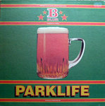 "BLUR - Park Life EP 12"" + P/S (Limited Edition With Poster ) (VG-/VG) (M)"