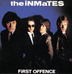 INMATES, THE - First Offence LP (EX-/EX-) (M)