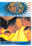 BOYS ABOUT TOWN - Issue 15 FANZINE (NEW)