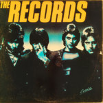 RECORDS, THE - Crashes LP (VG+/VG) (M)