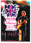 BOYS ABOUT TOWN - Issue 19 FANZINE (NEW)