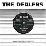 "DEALERS, THE - Turning Upside Down EP 7"" + P/S (NEW) (M)"
