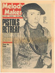 MELODY MAKER - 9th July 1977 MUSIC PAPER (EX-)