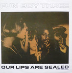 "FUN BOY THREE - Our Lips Are Sealed (Special Remix Version) 12"" + P/S (EX/EX) (M)"