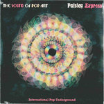 "SOUND OF POP ART vs PAISLEY EXPRESS - International Pop Underground 7"" + P/S (NEW) (M)"