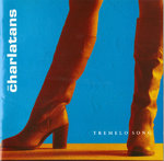 "CHARLATANS, THE - Tremelo Song EP 12"" + P/S (VG/VG+) (M)"