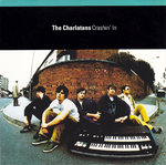 "CHARLATANS, THE - Crashin' In 12"" + P/S (VG/EX-) (M)"