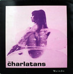 "CHARLATANS, THE - Weirdo EP 12"" + P/S (EX-/EX) (M)"