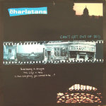 "CHARLATANS, THE -  Can't Get Out Of Bed EP 12"" + P/S (VG/EX) (M)"