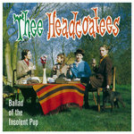 HEADCOATEES, THEE - Ballad Of The Insolent Pup LP (EX/EX) (M)