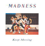 MADNESS - Keep Moving LP (VG/VG+) (M)