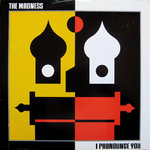 "MADNESS, THE -  I Pronounce You EP 12"" + P/S (VG/VG+) (M)"
