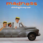"MADNESS - Driving In My Car EP 12"" + P/S (VG+/VG+) (M)"