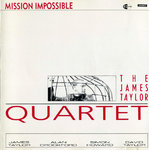 JAMES TAYLOR QUARTET - Mission Impossible MINI LP (EX-/EX-) (M)