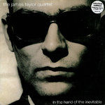 "JAMES TAYLOR QUARTET - In The Hand Of The Inevitable LP + 12"" (VG+/EX) (M)"
