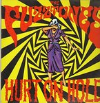 "FUZZTONES, THE - Hurt On Hold EP 12"" + P/S (EX/EX) (M)"