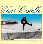 "ELVIS COSTELLO - The Other Side Of Summer 7"" + P/S (VG+/EX/) (P)"