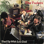 "TUDORS, THE - Tied Up With Lou Cool 7"" + P/S (VG+/VG+) (P)"