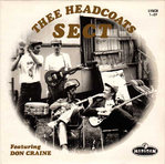 HEADCOATS SECT, THEE - Headcoats On EP 7'' + P/S (EX/EX-) (M)