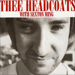 HEADCOATS, THEE with SEXTON MING - No One EP 7'' + P/S (EX/EX) (M)